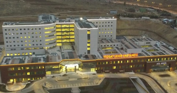 Yozgat Şehir Hastanesi ile ilgili görsel sonucu