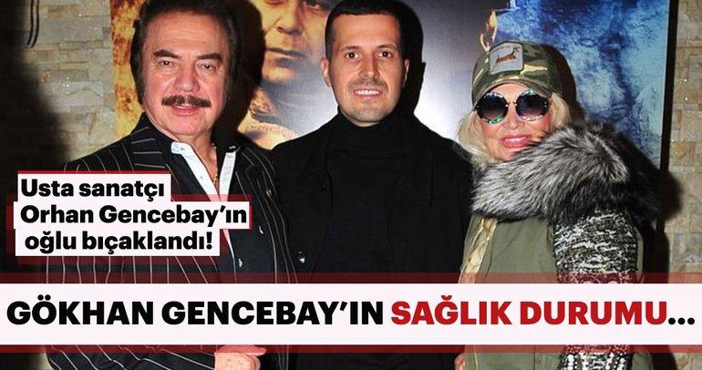 Usta sanatçı Orhan Gencebay'ın oğlu Gökhan Gencebay'ın sağlık durumu…