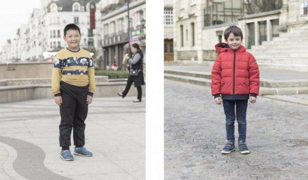 Çin, Paris'i birebir kopyaladı
