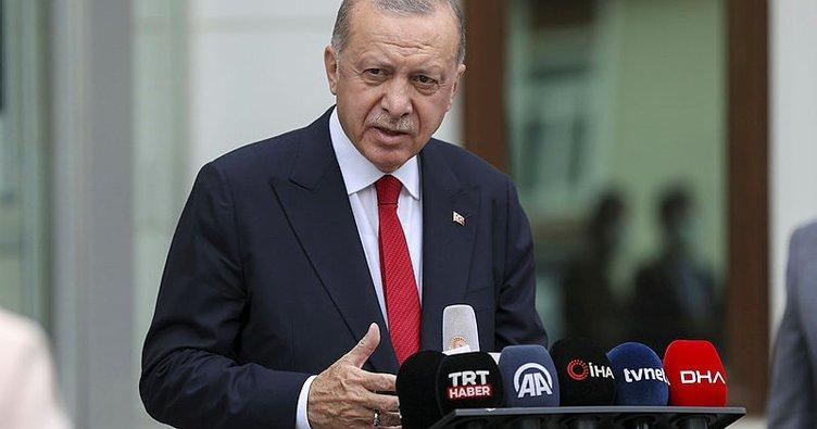Son dakika! Başkan Erdoğan: Devlet tüm imkanlarıyla seferber
