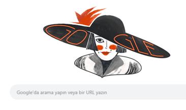 Google'dan Semiha Berksoy için Doodle çalışması! Semiha Berksoy kimdir, eserleri nelerdir?
