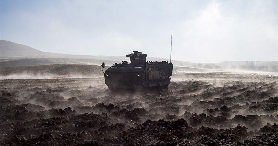 Türk Silahlı Kuvvetlerine 'Kaplan' teslimatı