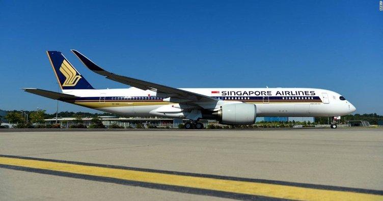 Dünyanın en uzun ticari tarifeli yolcu uçuşu başladı