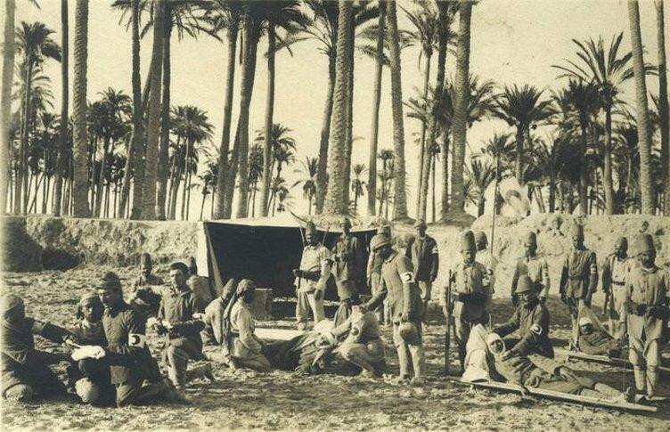 1. Dünya Savaşı'nın bilinmeyen fotoğrafları