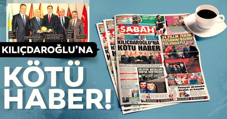 Kılıçdaroğlu'nu ağırlayan FETÖ imamı yakalandı