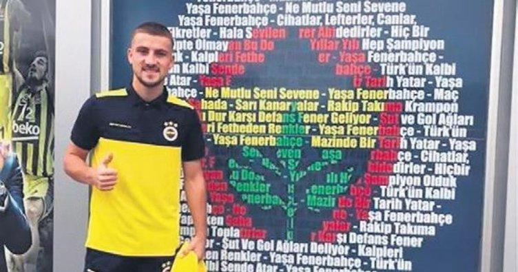 Fenerbahçe'den Balkan açılımı