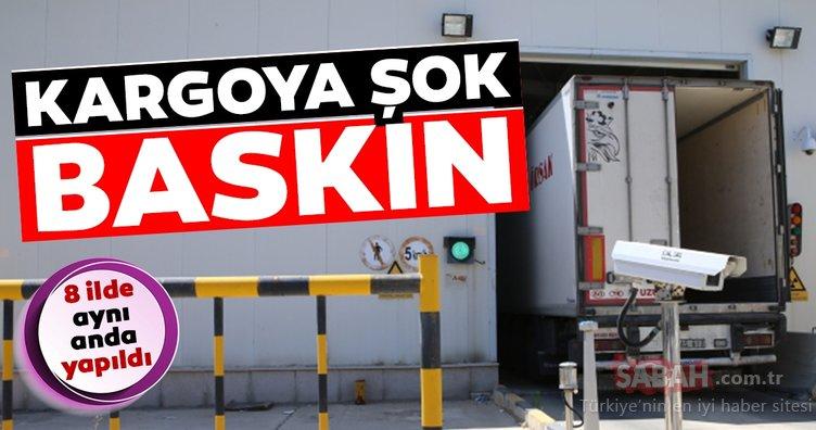 İstanbul'da kaçak sigaraya polis baskını