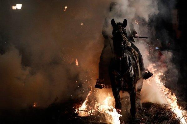 İspanya'da 300 yıllık gelenek
