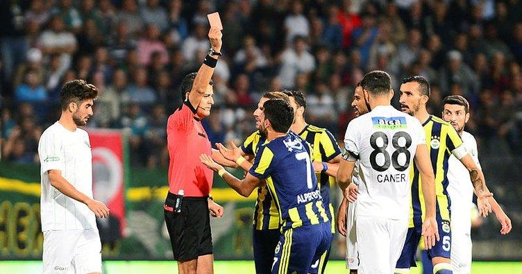 Fenerbahçe derbide Bülent Yıldırım'ı istemiyor