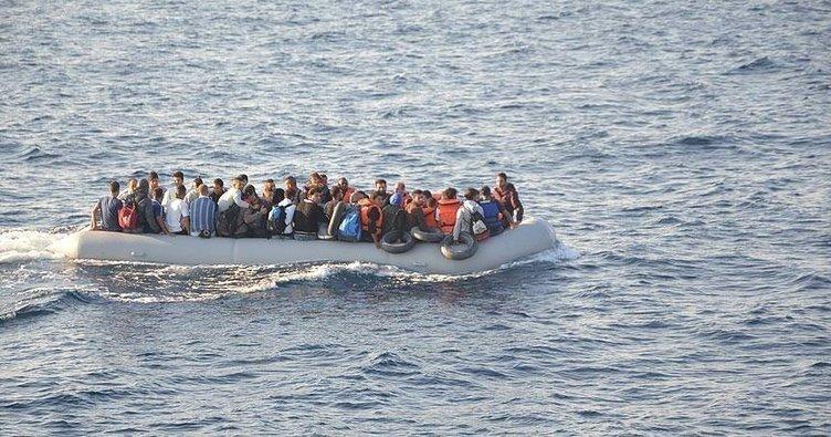 Çanakkale'de göçmen kaçakçılığına darbe