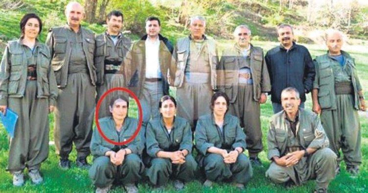 Kırmızı listedeki PKK'lı kadın terörist öldürüldü