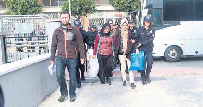 Bombacılara yardım eden 2 kişi tutuklandı