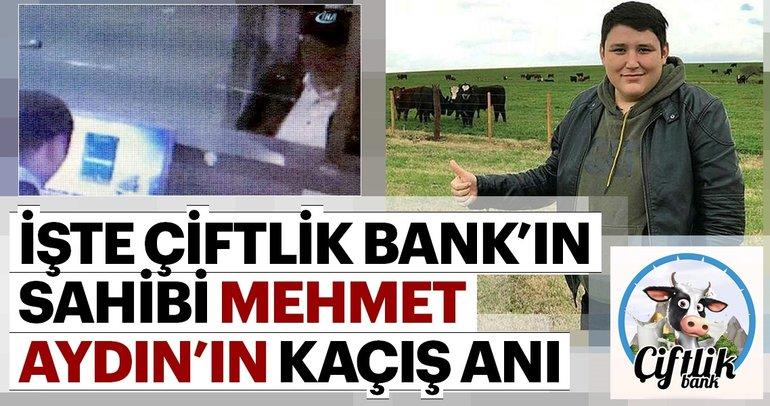 Son Dakika: Çiftlik Bank CEO'su Mehmet Aydın yurt dışına böyle kaçtı