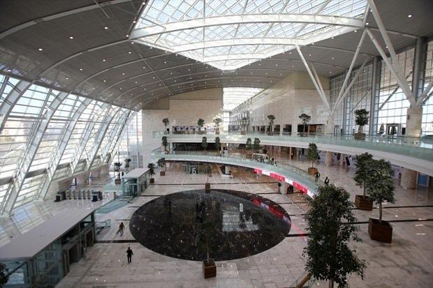 Ankara YHT Garı açılıyor