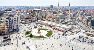 Taksim Camisi bu cuma açılıyor