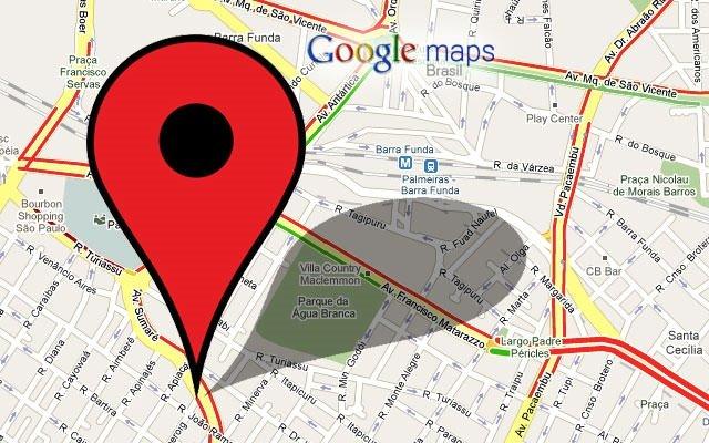 Google Haritalar'da görünmeyen yerler - Galeri - Teknokulis