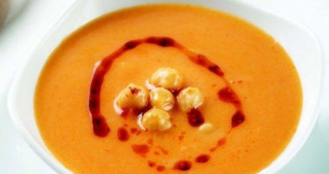 Nohutlu tarhana çorbası tarifi - Nohutlu tarhana çorbası nasıl yapılır?