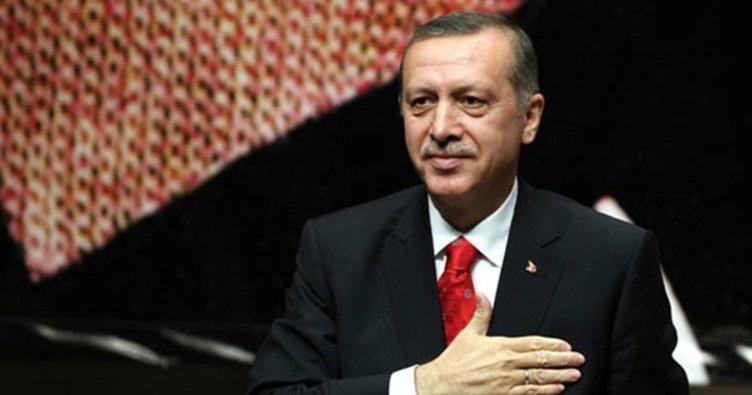 Cumhurbaşkanı Erdoğan'a tebrik yağıyor!