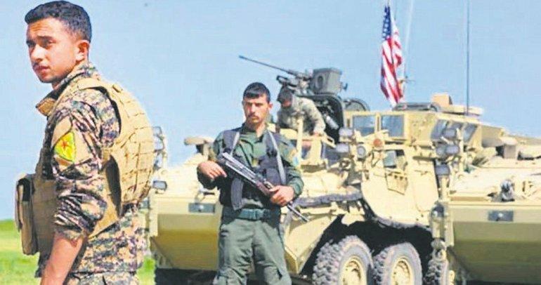 DEAŞ'a ABD kalkanı... ABD Bölgede kalmak için terörü koruyor