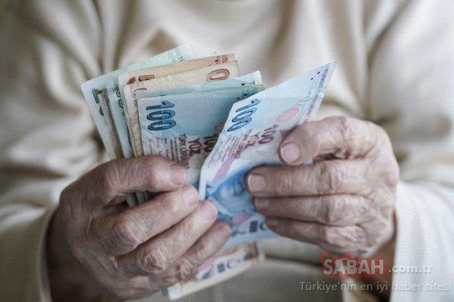 Emekli için en az 142 lira zam, 2 bin 522 lira maaş! Temmuz zammı ile emekli maaşları ne kadar olacak?