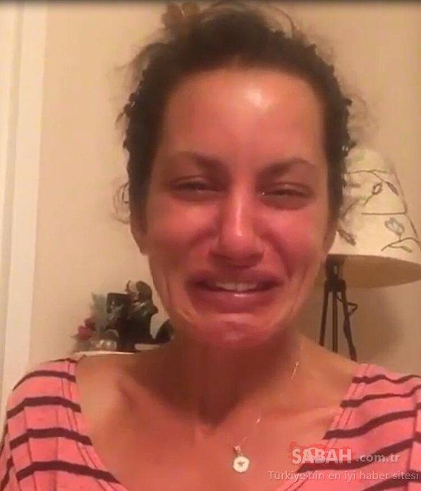 Yıldız Asyalı'dan son dakika: Yıldız Asyalı gözyaşlarını tutamadı! Ona zarar vereni mahvedeceğim