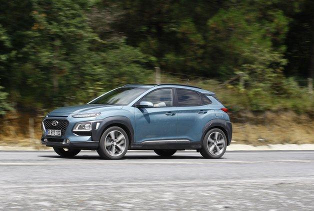 Sürüş: Hyundai Kona 1.6 D