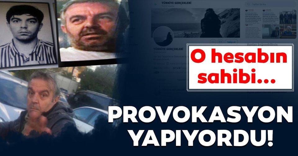 Türkiye Gerçekleri hesabından provokasyon yapıyordu! O hesabın sahibi tutuklandı!