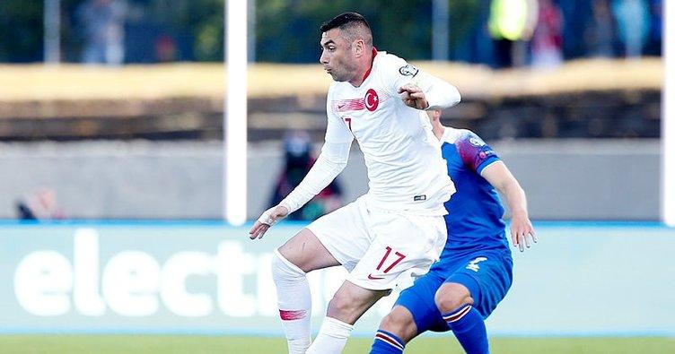 Burak Yılmaz, Sampdoria'ya mı transfer oluyor? İzlanda maçı sonrası o iddia...