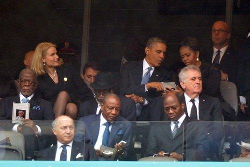 Michelle Obama'nın kıskançlik krizi