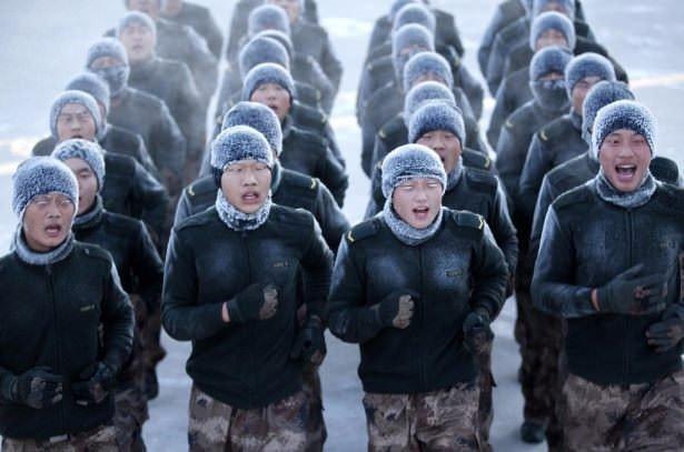 Dünyanın en ilginç askerleri
