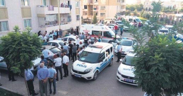 Belediye işçisi iki kızını öldürüp intihar etti