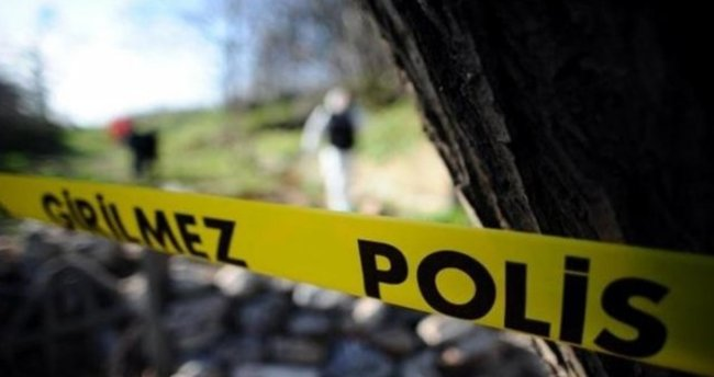 Giresun'da mendirekte erkek cesedi bulundu