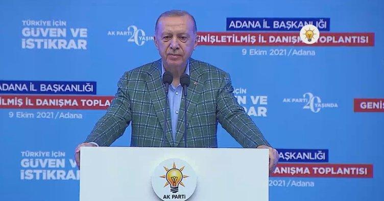 Son dakika: Başkan Erdoğan'dan önemli açıklamalar: Uluslararası yatırımcılar Türkiye'yi tercih etmeye devam ediyor