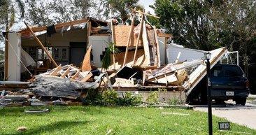 Harvey ve Irma kasırgalarının ABD'ye maliyeti