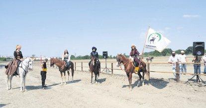 Atlı sporlar kültürü Büyükşehir'le yaşatılıyor