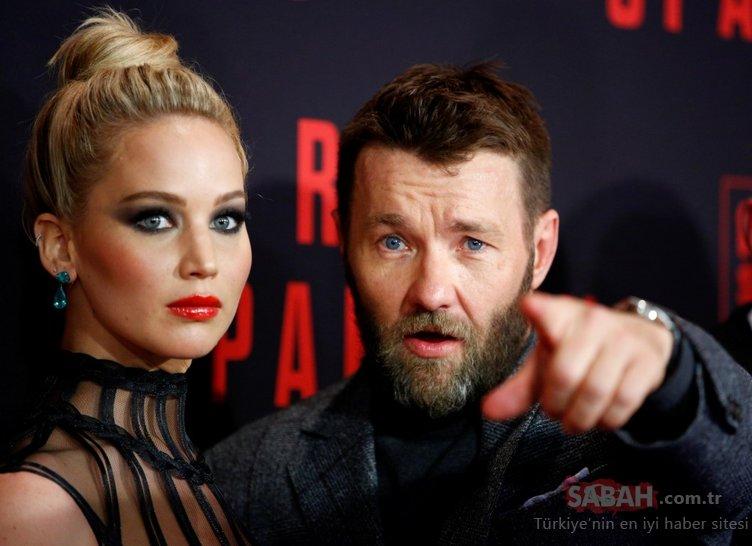 Güzel oyuncu Jennifer Lawrence'ten şok eden itiraf: Röntgenci gibiyim!