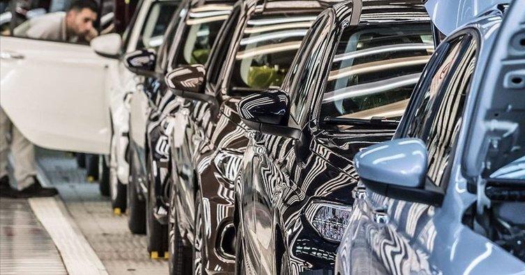 Otomotiv satışları açıklandı: Yüzde 132 arttı