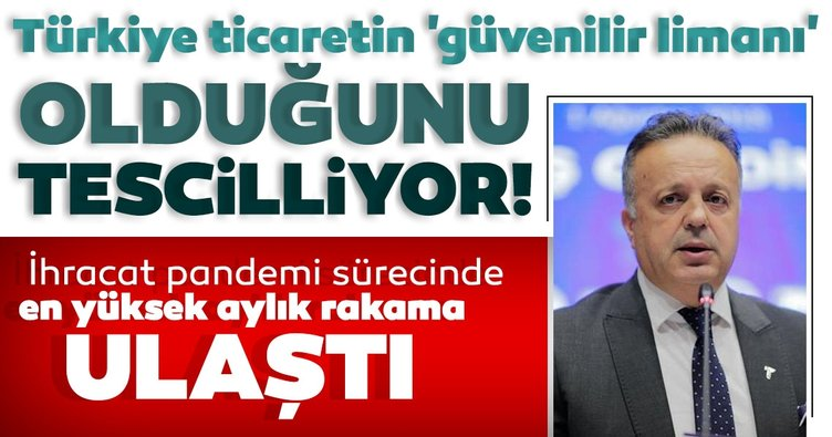 TİM Başkanı Gülle: Türkiye, küresel ticaretin 'güvenilir limanı' olduğunu tescilliyor