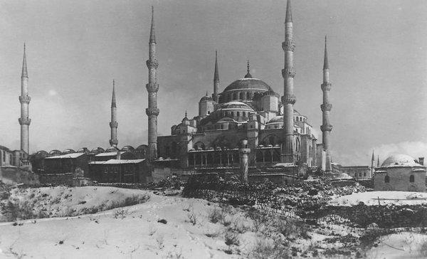 İstanbul'un unutulmayan büyük kışları