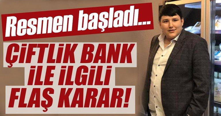 Son dakika: SPK, Çiftlik Bank ile ilgili suç duyurusunda bulundu!