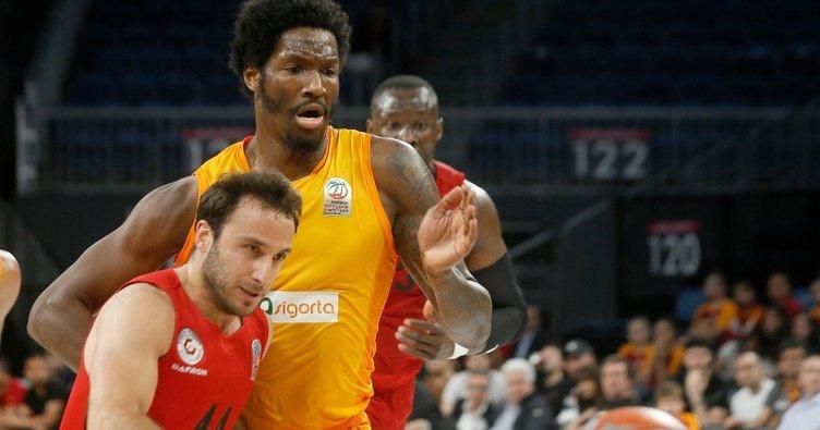 Galatasaray Doğa Sigorta play-off'a farklı başladı