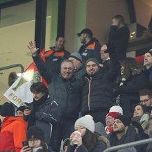 Allianz Arena'da 5 binden fazla Türk!