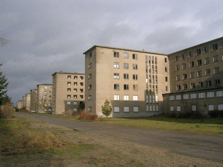 Hitler'den kalma tatil köyünün son hali şaşırttı
