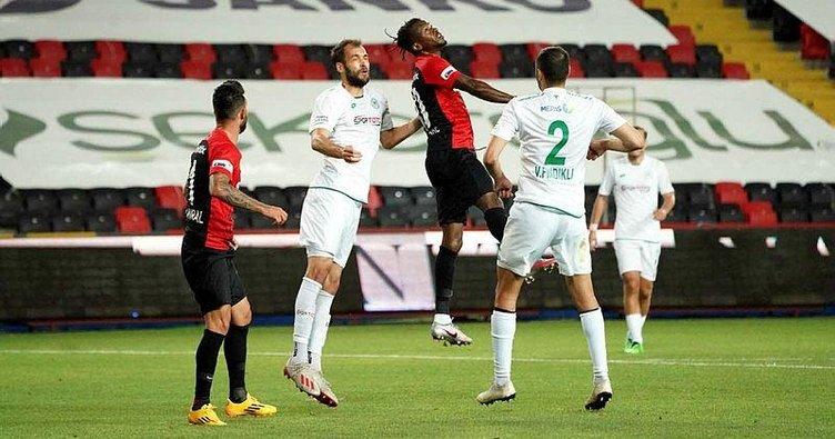 Gaziantep FK 3-1 Konyaspor | MAÇ SONUCU