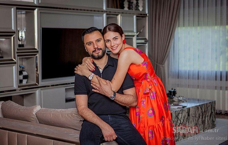 Alişan'ın eşi Buse Varol 5 haftalık hamile
