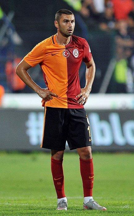 Galatasaray'dan ayrılmaya hazırım