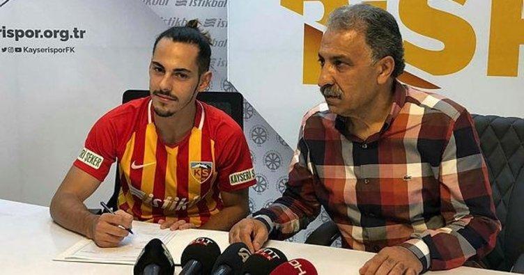Kayseripor, Fenerbahçe'den Yasir Subaşı'nı transfer etti