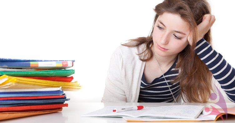 Sınav öncesi beslenme tavsiyeleri