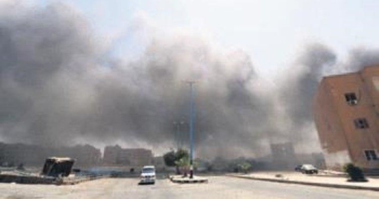 Rakka'da ABD katliamı: 10 ölü