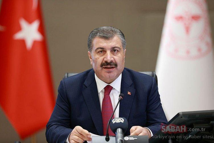 Sağlık Bakanı Fahrettin Koca müjdeyi vermişti! 7 pilot ilde 'antikor testi' uygulaması başladı